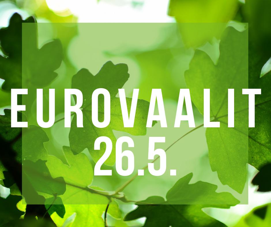 Europarlamenttivaalit 2021 Ennakkoäänestys